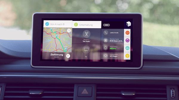 奥迪推出汽车版Siri个人智能助理PIA 向苹果谷歌宣战