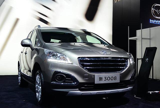 新款东风标致3008-性价比是王道 15万元热门城市SUV推荐高清图片