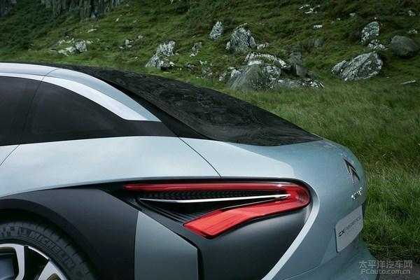 雪铁龙发布Cxperience概念车 全新旗舰