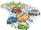 跨国车企在中国展开新一轮较量