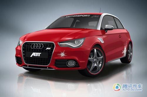 动力全面提升 ABT推出奥迪A1改装版车型