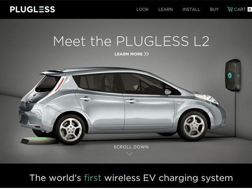 特斯拉将在几周内推出Model S专用无线充电器