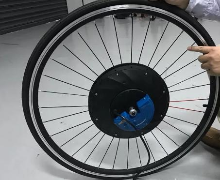 升级你的自行车 UrbanX电动自行车前轮正在众筹