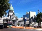 阿根廷国会广场