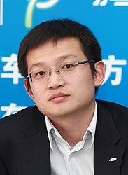 雪佛兰市场营销事业部 市场销售总监 吴越