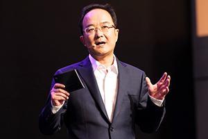 吉利控股集团总裁、吉利汽车集团总裁兼CEO安聪慧