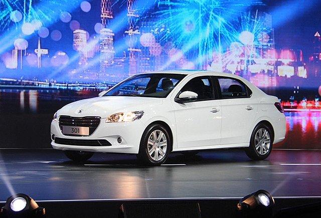 [新车上市]东风标致301售价8.47-11.67万元