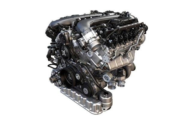 0升w12发动机 输出马力608ps图片