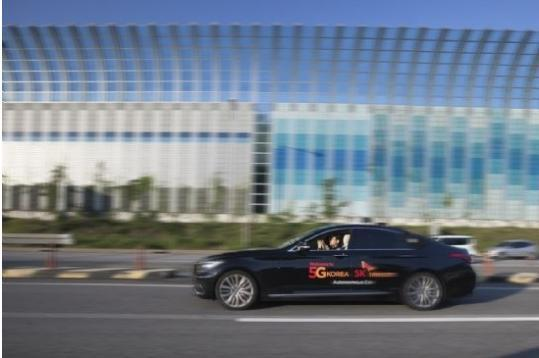 迎合自动驾驶/互联车辆需求 韩国三大电信布局5G网络