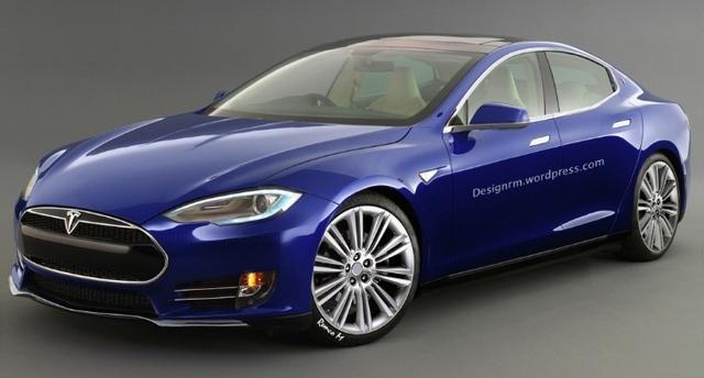 特斯拉Model E入门车型曝光 续航320公里