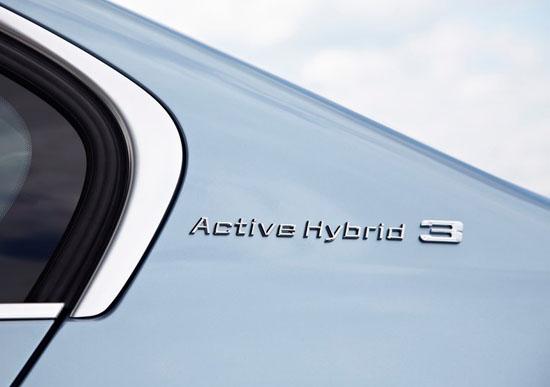[海外车讯]宝马发布ActiveHybrid 3系售价