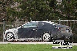 [新车谍报]凯迪拉克ATS Coupe于明年初发布