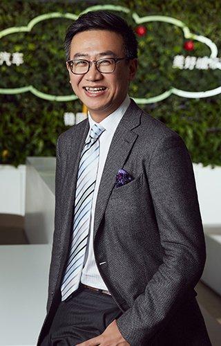 LEXUS雷克萨斯中国副总经理朱江