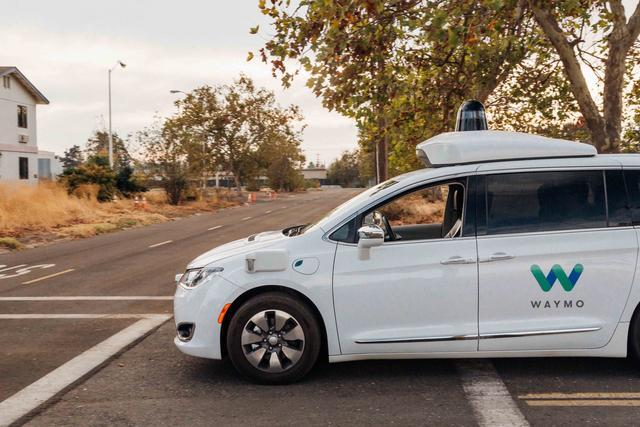 Waymo自动驾驶汽车测试扩大到亚特兰大