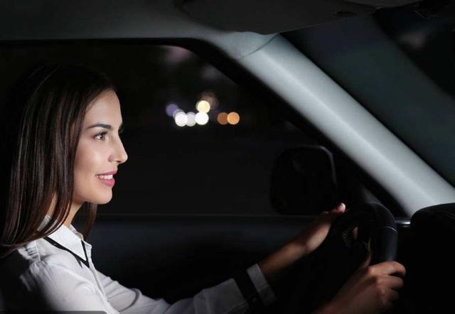 开车技术好不好就看这4点