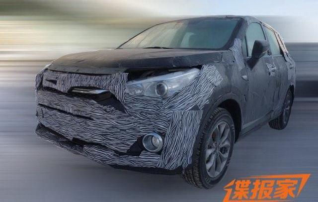 自主SUV新车四连发 冲击合资品牌市场