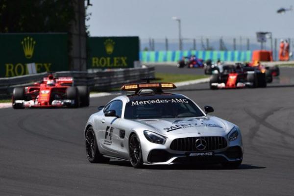 F1在未来或将引进无人驾驶安全车