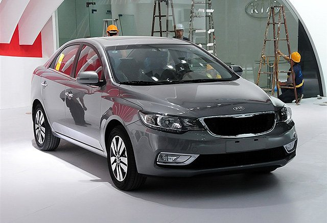 新款福瑞迪广州车展上市 售9.88-13.48万元
