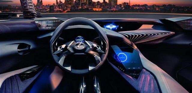 """雷克萨斯小型SUV将入华 注册""""UX260H""""商标"""