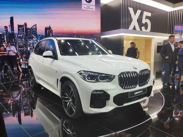 新宝马X5预售82-92万元 共两款车型