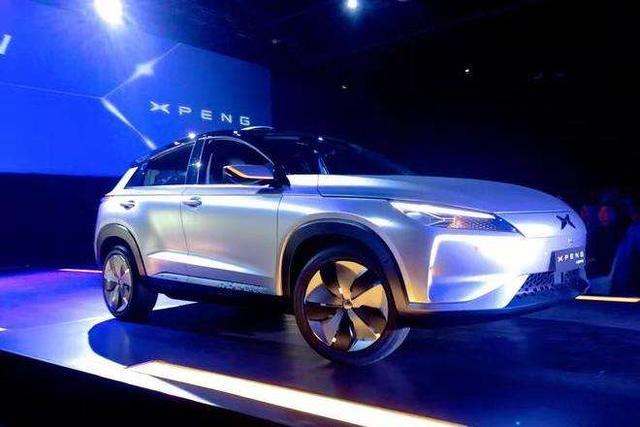 小鹏汽车被传敲定A+轮融资 投后估值50亿元