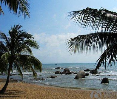 我们一起去海南―美丽三亚浪漫天涯