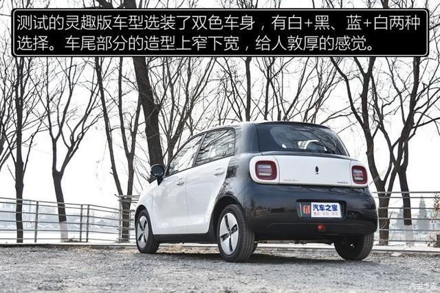 长城汽车 欧拉r1 2019款 351km 灵趣版图片