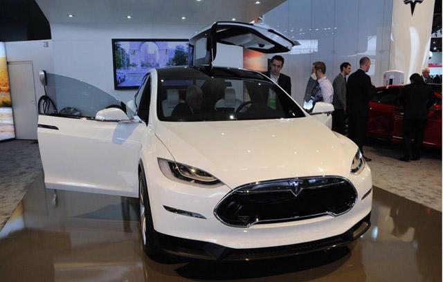 特斯拉Model X SUV今年上市 将提供3种动力