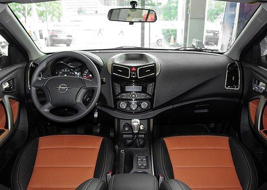 海马S5 1.5T预售11万起 推3款车/配置升级