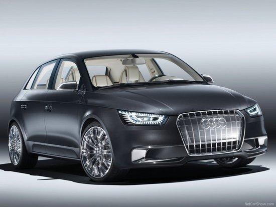 奥迪A1五门版车型即将于东京车展首发