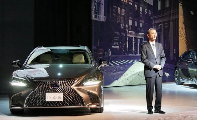 """新雷克萨斯LS发布 丰田称其为""""全球最安全汽车"""""""