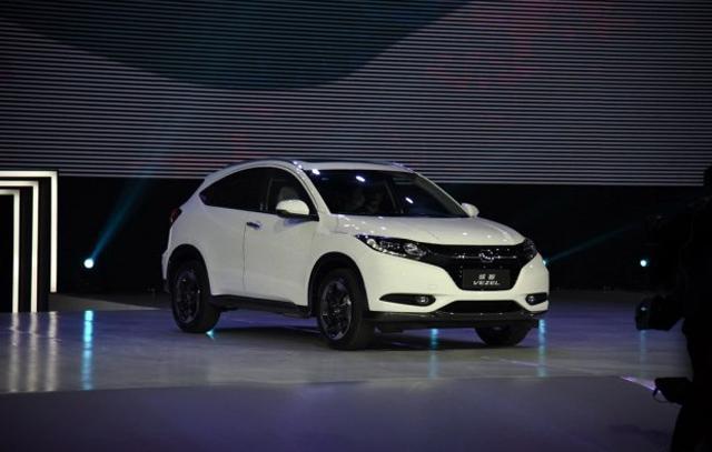 广汽本田缤智新车型上市 售16.98万元