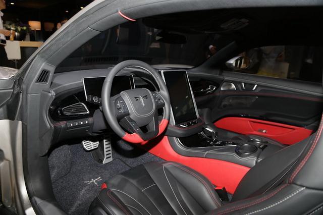 或超70万 国产电动跑车前途K50明年上市