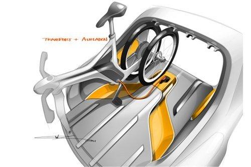 smart for-us设计图曝光 底特律车展发布