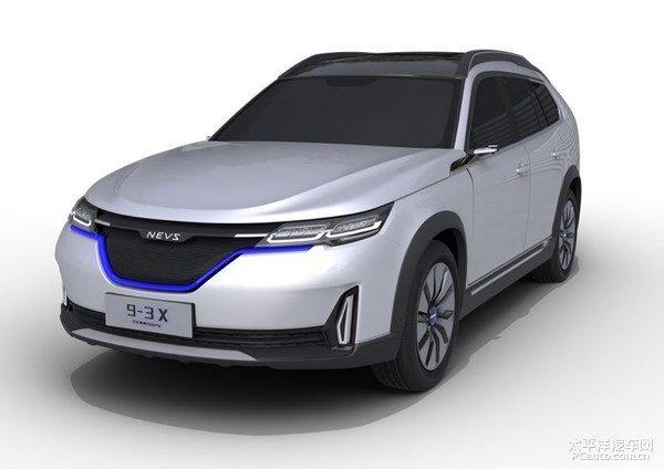 NEVS将国产9-3纯电动车型