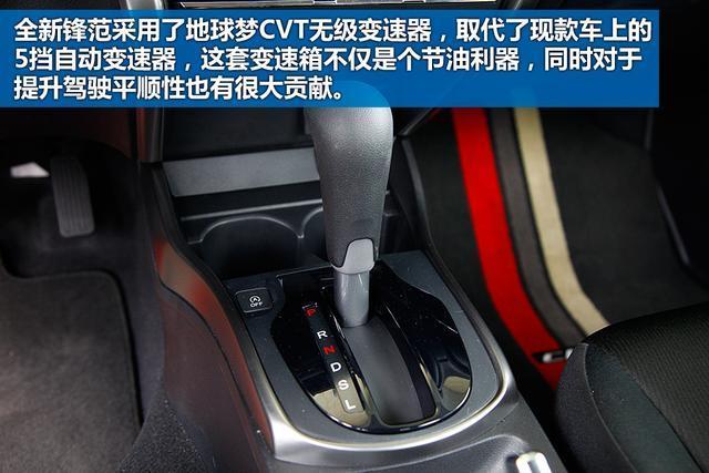 广汽本田全新锋范购车手册 推荐1.5L豪华版