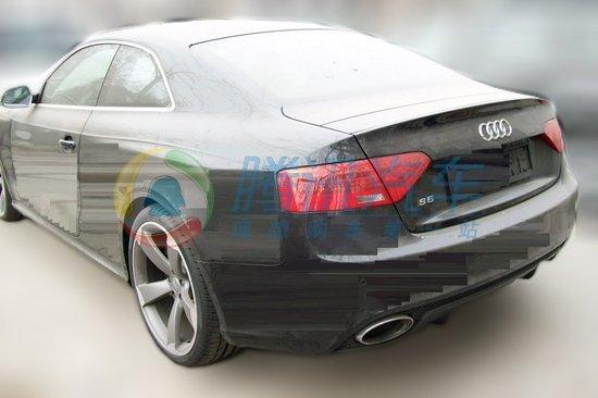 [北京车展探营]奥迪高性能RS 5将引入中国