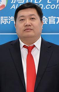 郑州日产市场部部长张昊保
