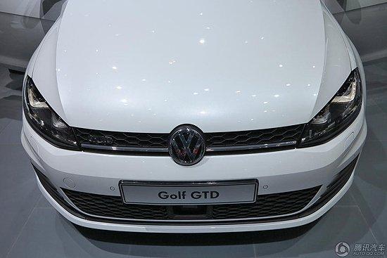 [新车解析]第七代高尔夫GTD日内瓦车展首发