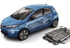 雷诺为从电动汽车退役下来的电池找到第二春