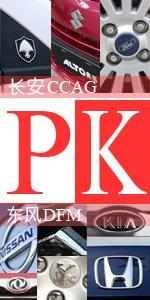 长安PK东风