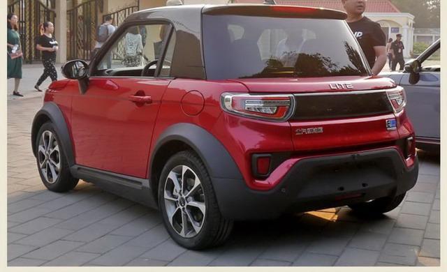 比smart还要小 ARCFOX LITE将广州车展上市