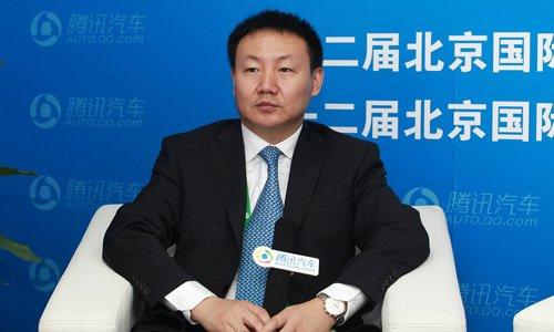 刘金良:吉利GX7首发 合资自主没有前途