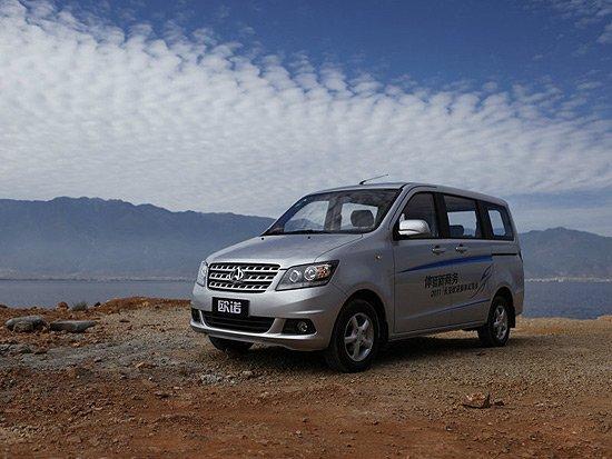 长安欧诺将亮相北京车展 25日举办交车仪式