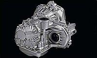 2001-2003年 4速自动变速器