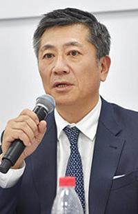Honda中国本部长兼本田技研工业(中国)投资有限公司总经理
