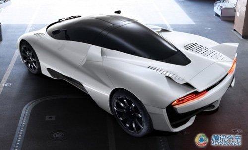 SSC新车型细节公布 冲击最快量产车纪录