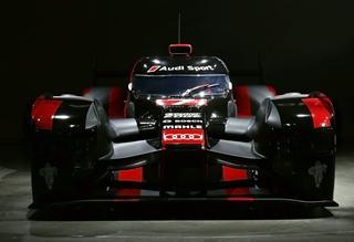耐力赛霸主 奥迪发布2016款R18勒芒战车