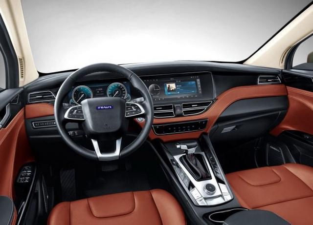 君马S70将12月13日下线首发 溜背式造型