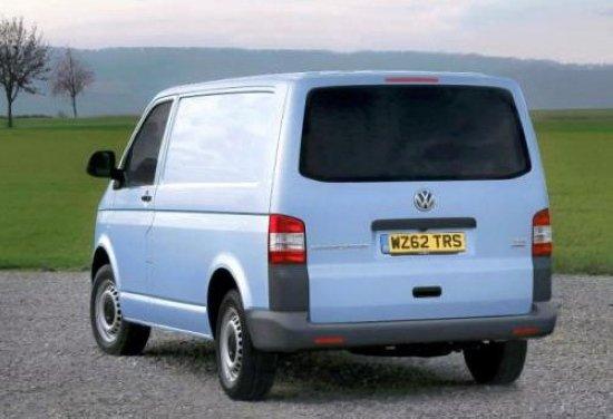 [海外车讯]大众正式推出T系列蓝驱版车型